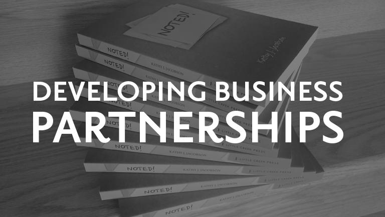 Developing Business Partnerships